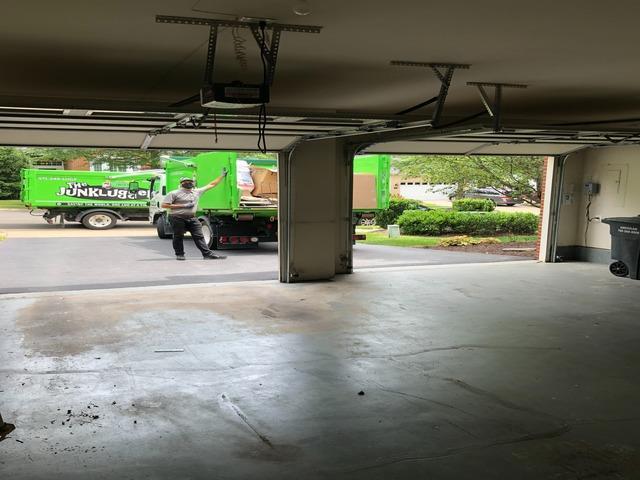 Garage Clean Out in Haymarket, VA