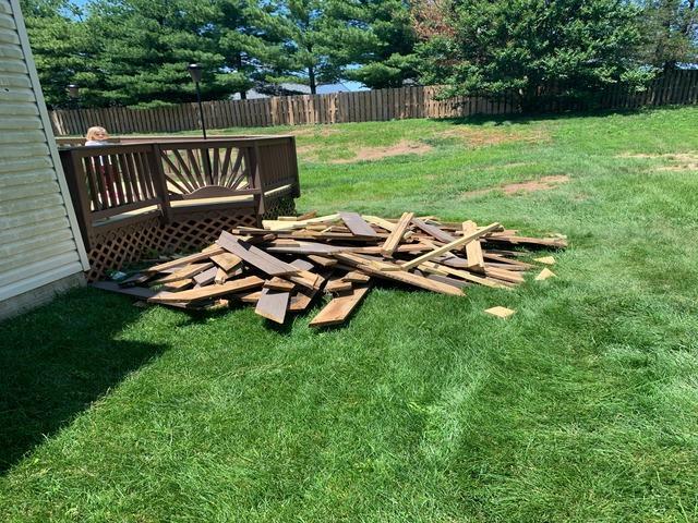 Debris Removal in Bristow, VA