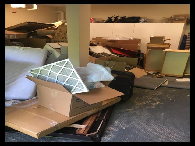 Garage clean out in Reston, VA