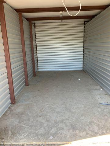 Storage unit clean out in Chantilly - After Photo
