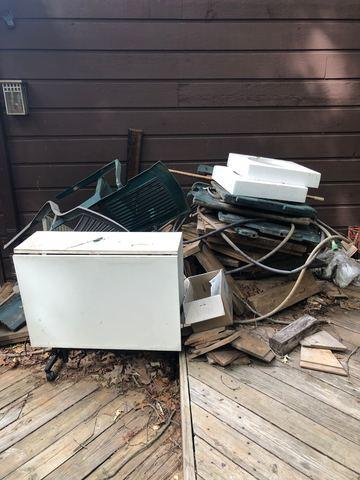 Debris Removal in Reston, VA