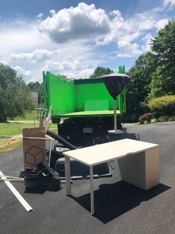 Garage Clean Out in Jeffersonton, VA