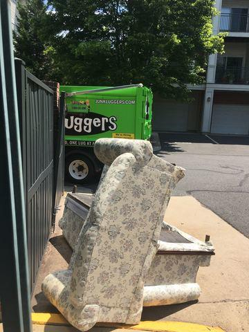 Curbside  pick up in Fairfax, VA