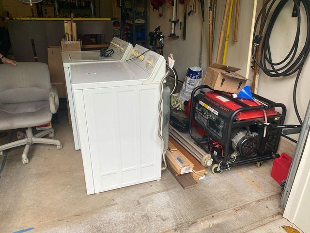 Garage Cleanout in Haymarket VA