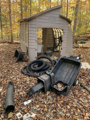 Outdoor storage removal Nokesville, VA