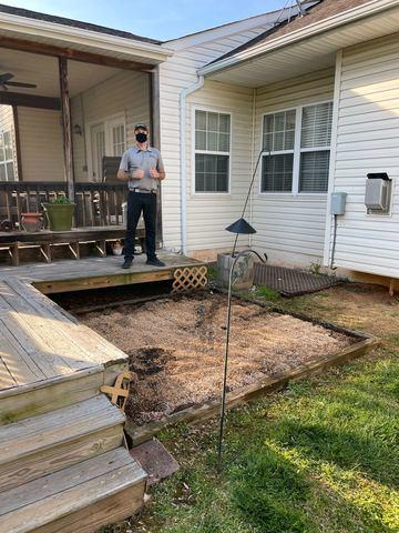 Hot tub removal in Warrenton, VA