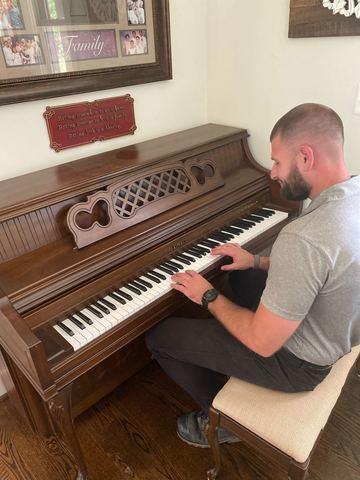 Piano removal in Nokesville VA