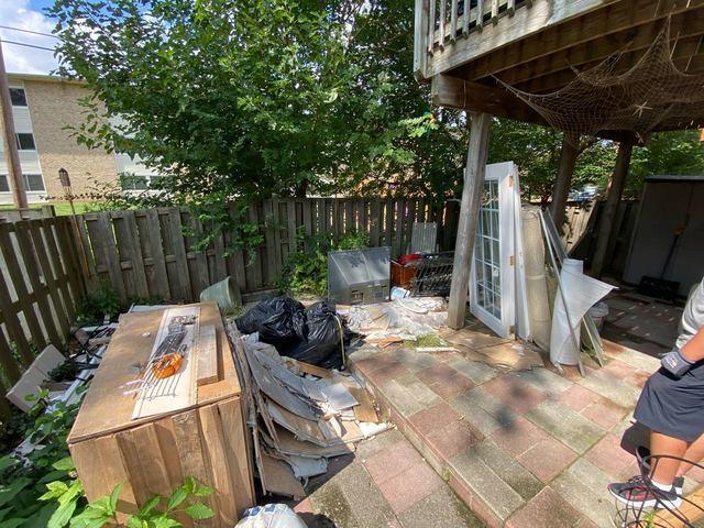 Construction Debris Removal in Herndon, VA