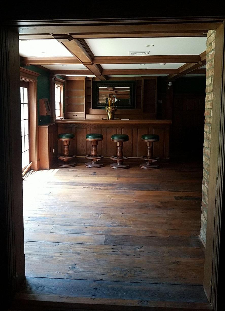 Barn Wood Water Damage in Newtown, CT - After Photo