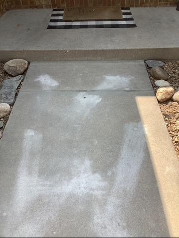 Concrete Repair on Sidewalk in Windsor, CO