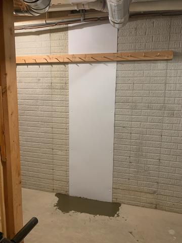 Basement Wall Repair in New Albany, OH