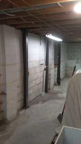 Basement Wall Repair in Dublin, OH