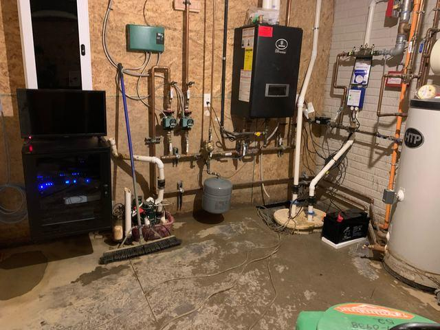 Basement Waterproofing in Etna, OH