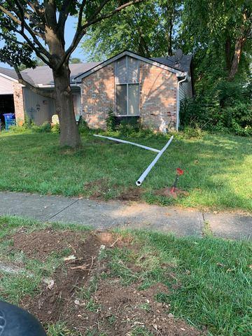 Burying Discharge Lines in Columbus, OH