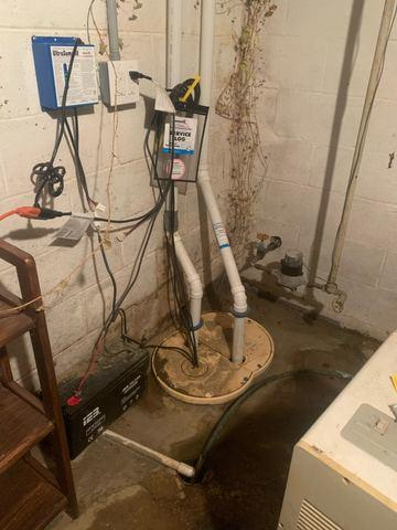 Sump Pump Service in Hebron, OH