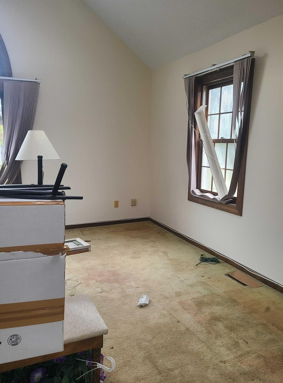 Piano Removal in Southbury, CT - After Photo