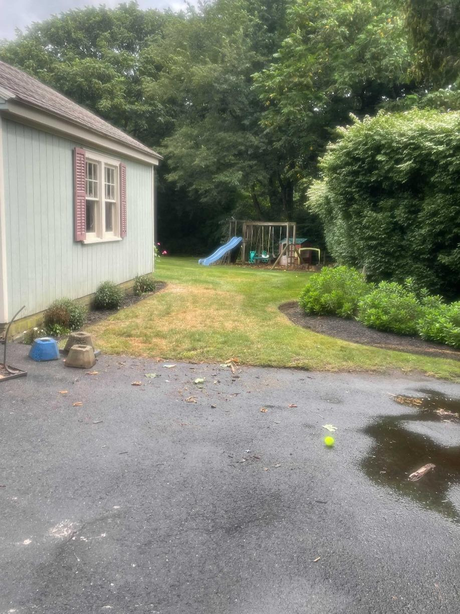 Playground Removal in Trumbull, CT - After Photo