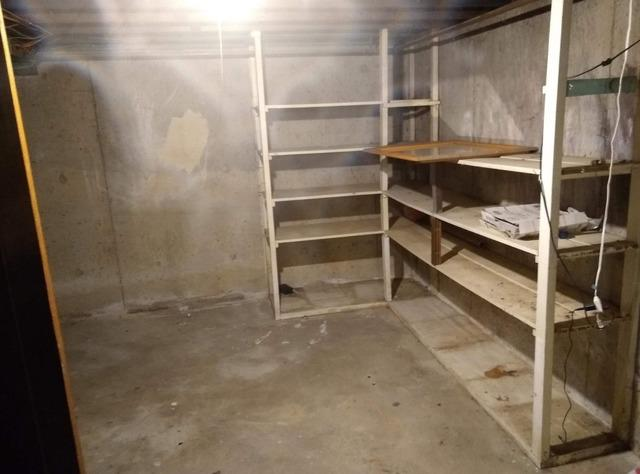 Basement Storage Clean Out in Chesire, CT