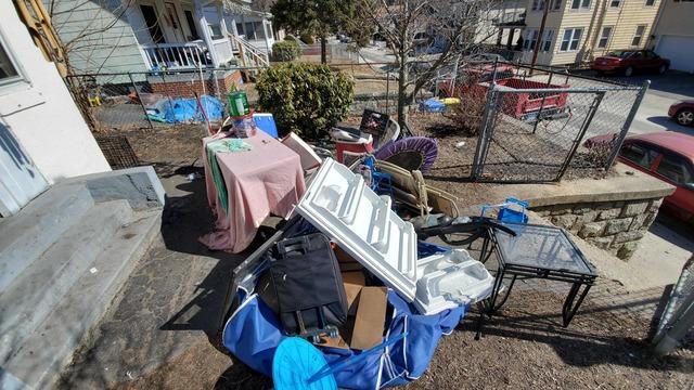 Outdoor Junk Removal in Orange, CT