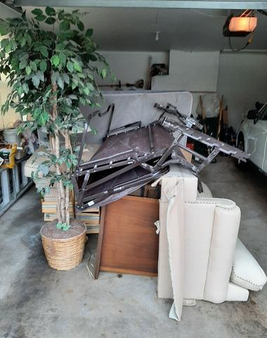 Garage Cleanout in Cheshire, CT