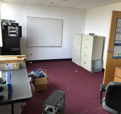 Office Cleanout in Wallingford, CT