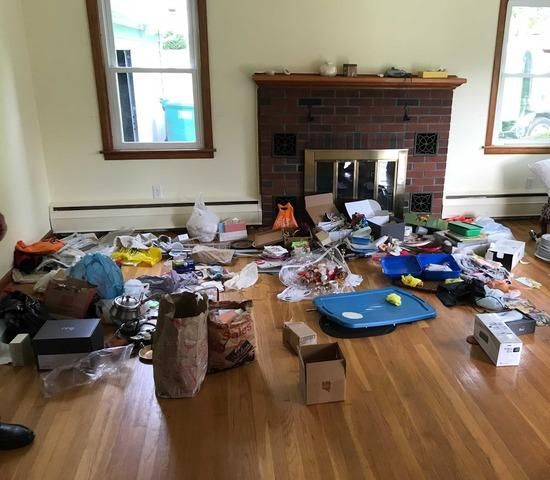 Junk Removal in Seymour, CT
