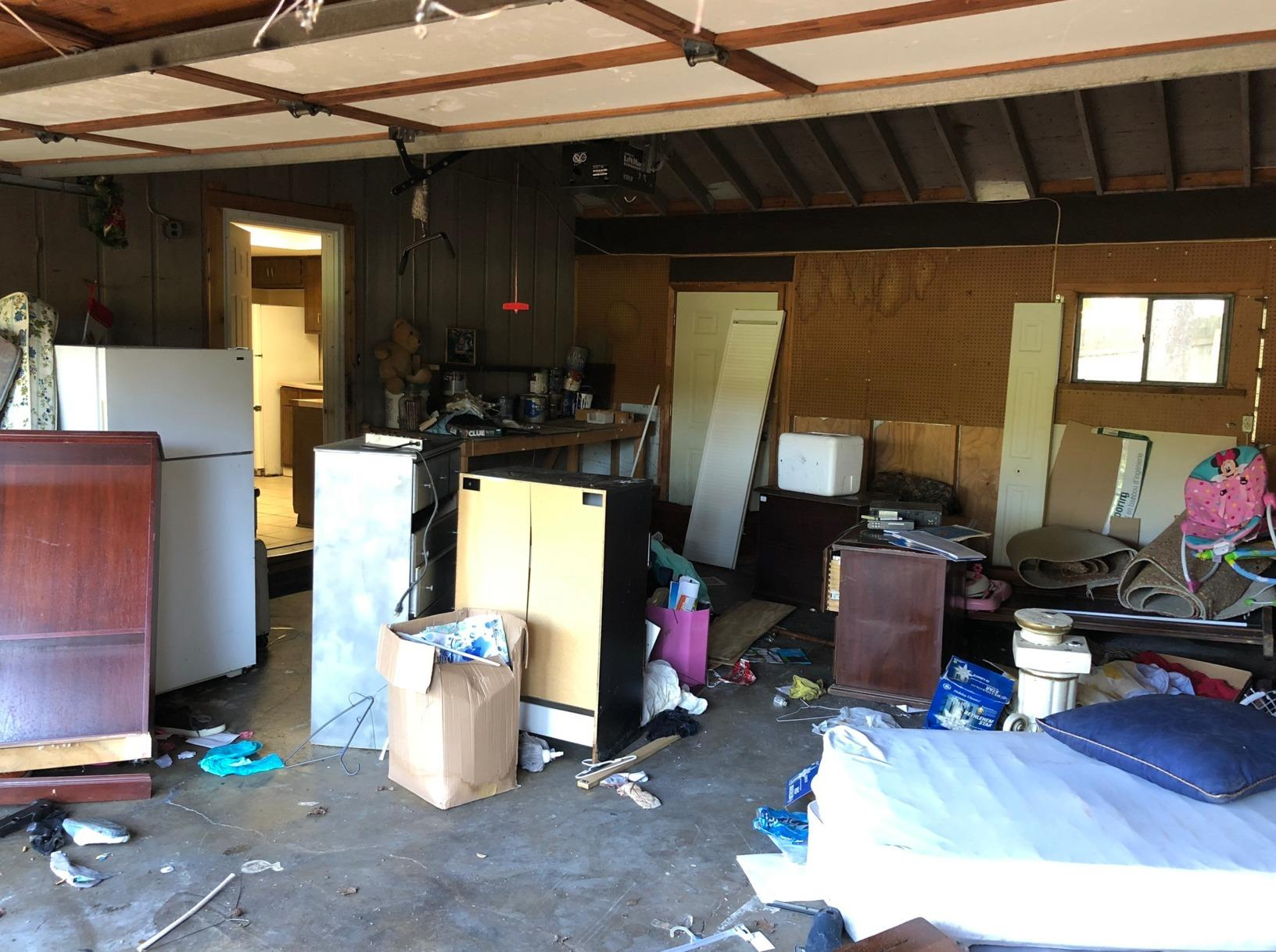 Junk Removal in Cumming, Georgia - Before Photo