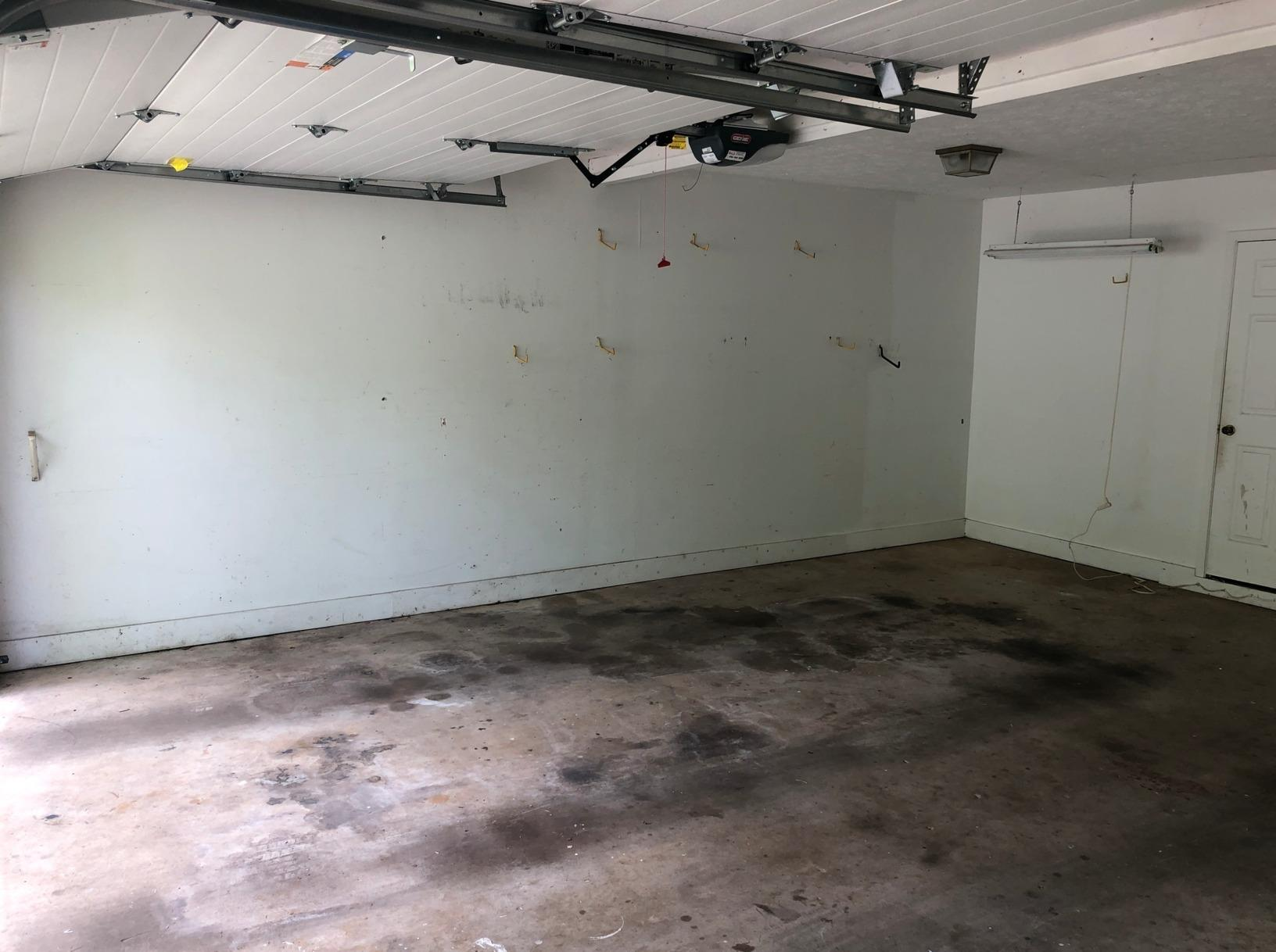 Garage Junk Removal in Alpharetta, GA - After Photo