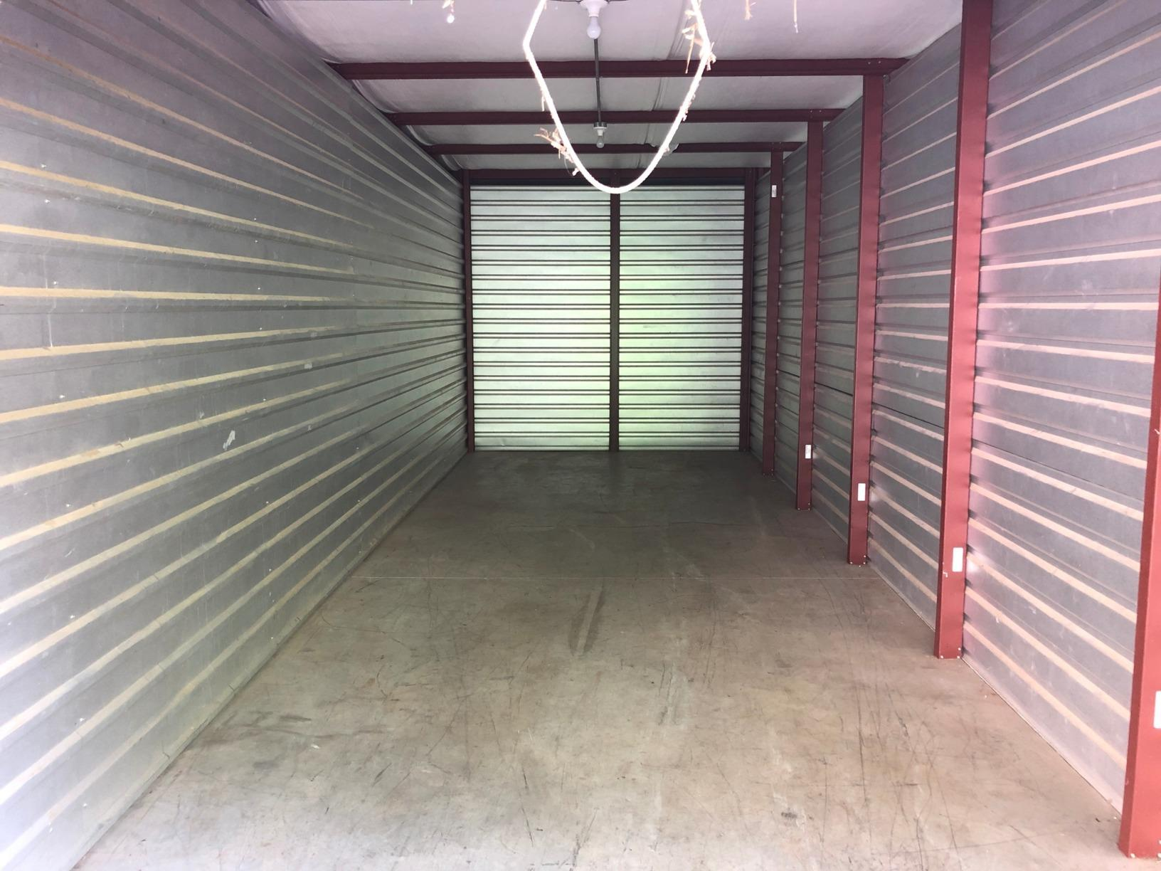 Storage Unit Cleanout in Cumming, GA - After Photo