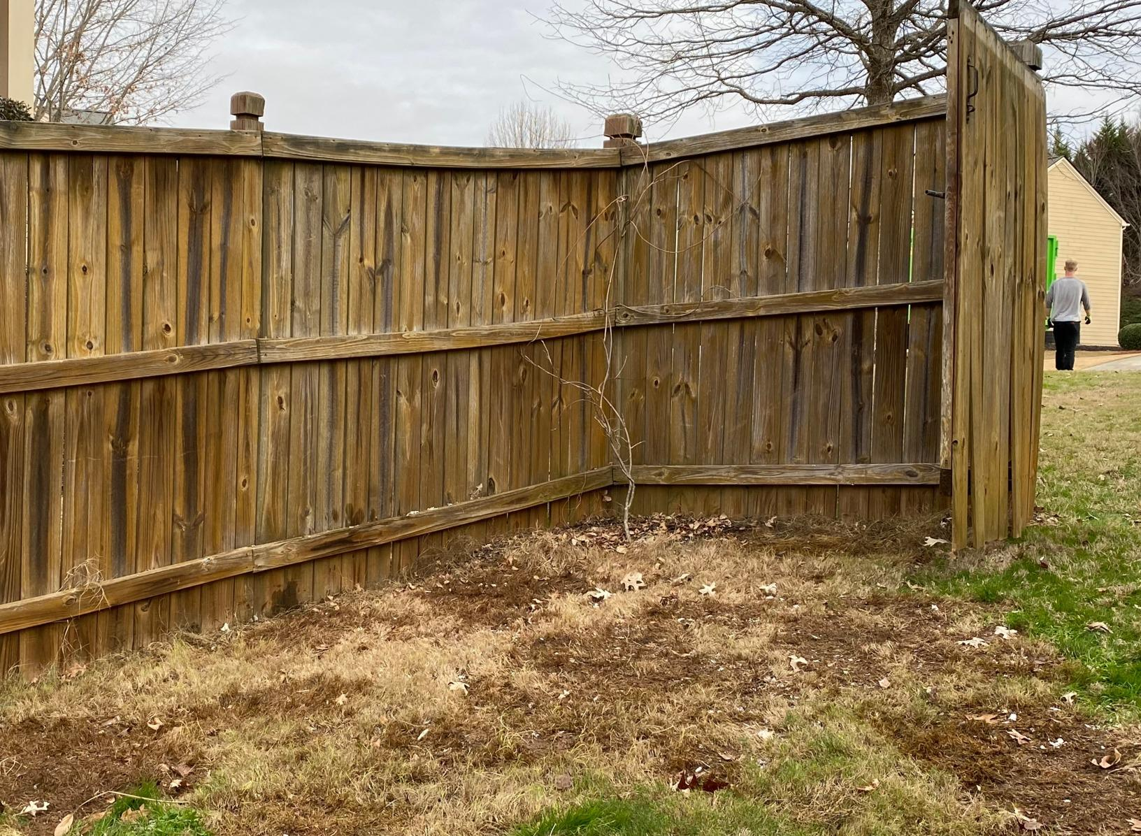 Construction Debris Removal in Cumming, GA - After Photo