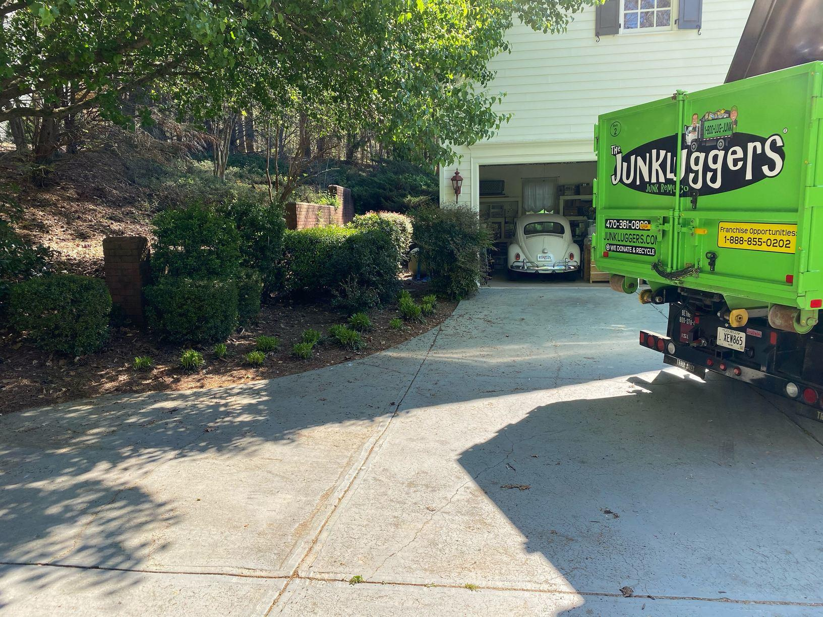 Junk Removal in Milton, GA - After Photo