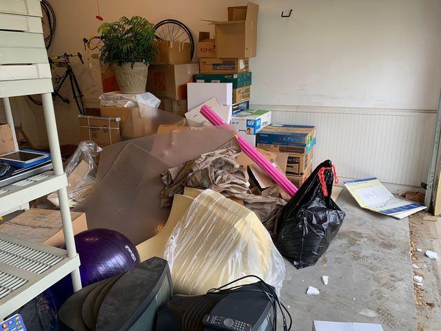 Garage Cleanout in Smyrna, GA