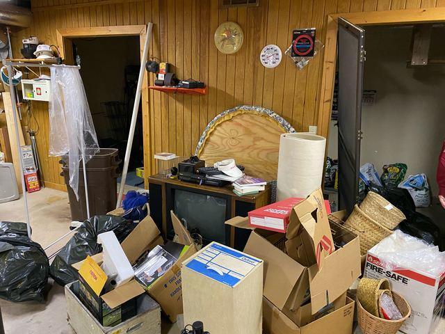 Basement Cleanup in Alpharetta, GA