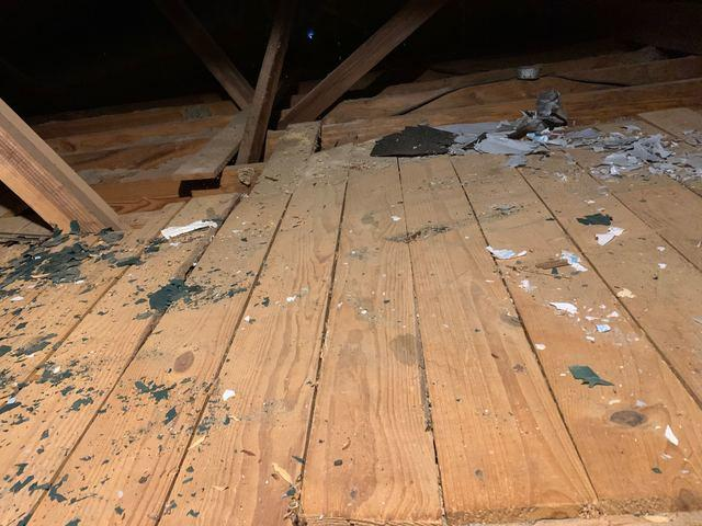 Attic Clean-Out in Cumming, GA - After Photo