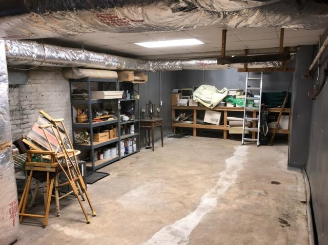 Basement Cleanup in Dunwoody, GA