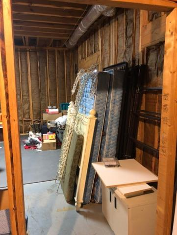 Junk Removal in Basement in Marietta, GA