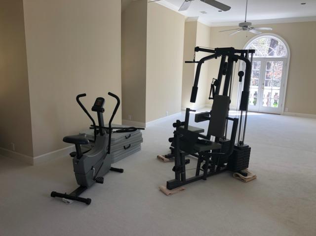 Exercise Equipment Removal in Atlanta, GA