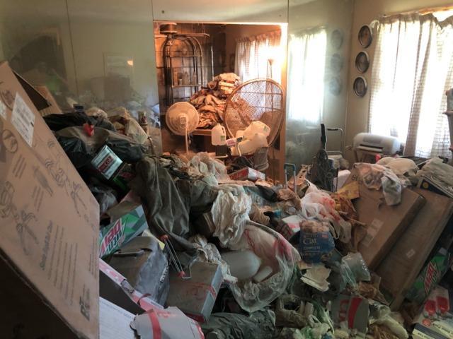 Hoarder House Cleanout in Atlanta, GA
