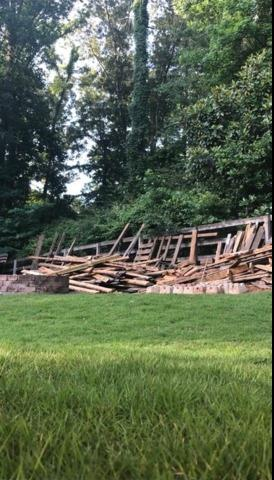 Construction Debris Removal in Cumming, GA