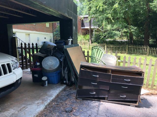 Junk Removal in Atlanta, Georgia