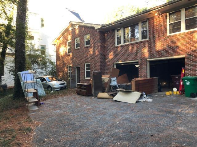 Full Estate Clean-Out in Atlanta, Georgia.