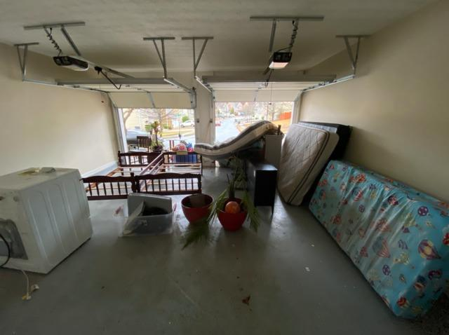 Garage Cleanout in Peachtree Corners, GA
