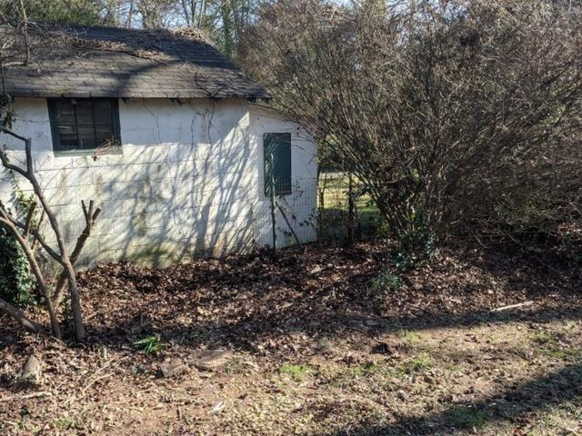 Shed Removal in Decatur, GA