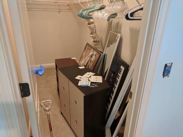 Closet Cleanout in Milton, GA