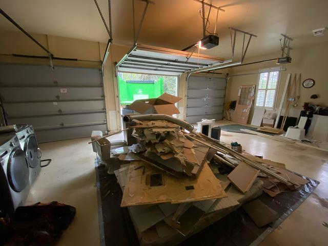 Construction Debris Removal in Milton, GA