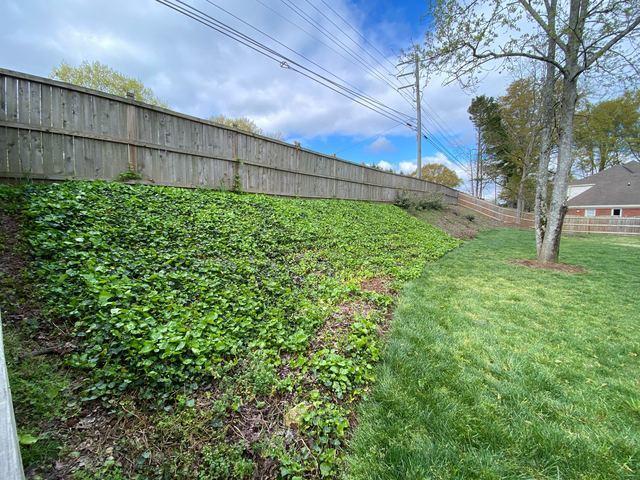 Swingset Removal in Alpharetta, GA