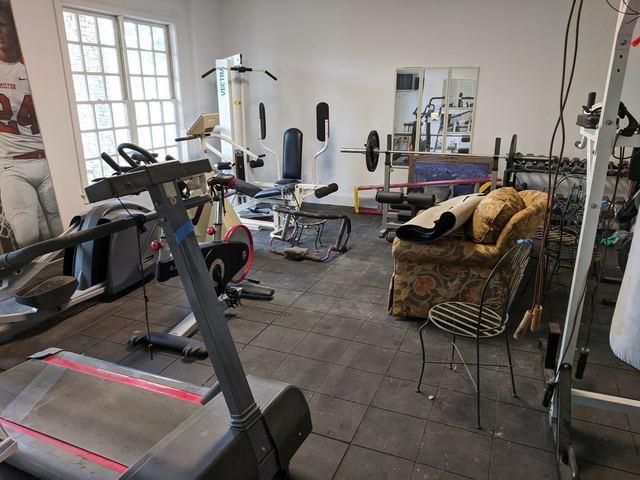 Exercise Equipment Removal in Alpharetta, GA