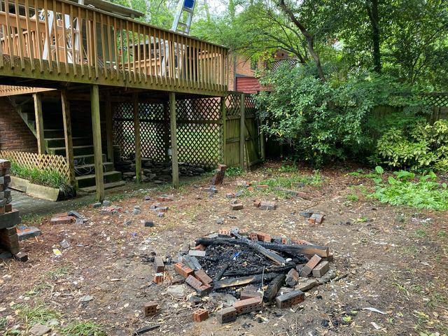 Construction Debris Removal in Brookhaven, GA
