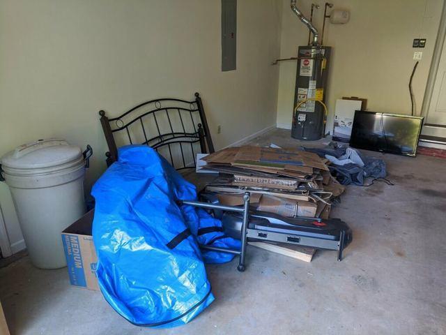 Garage Cleanout in Norcross, GA