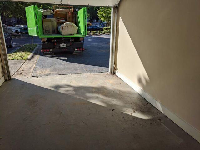 Garage Cleanout in Johns Creek, GA